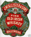 Old Irish Advertisement